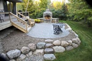 Stone Brick work