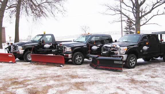 Snow ice removal